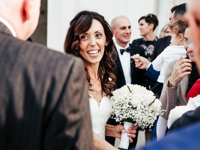 Il matrimonio di Davide e Chiara a Quinto di Treviso, Treviso 27