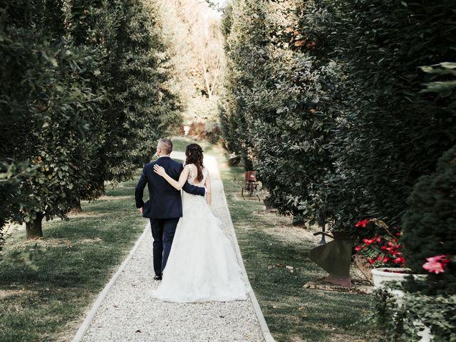 Il matrimonio di Davide e Chiara a Quinto di Treviso, Treviso 34