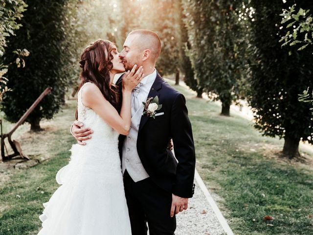 Il matrimonio di Davide e Chiara a Quinto di Treviso, Treviso 35