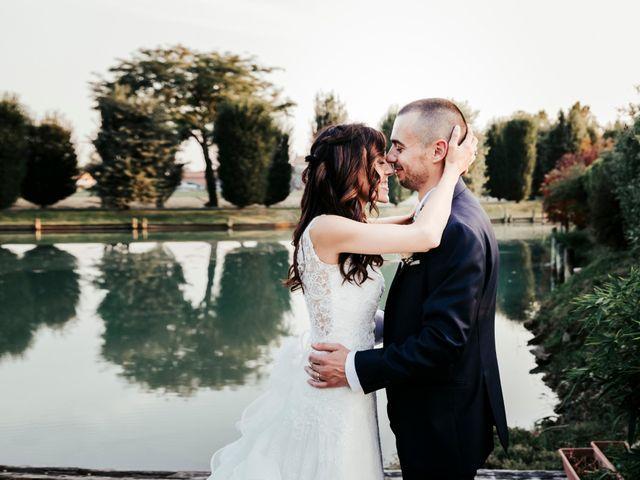 Il matrimonio di Davide e Chiara a Quinto di Treviso, Treviso 47