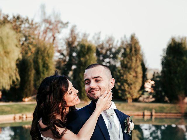 Il matrimonio di Davide e Chiara a Quinto di Treviso, Treviso 50