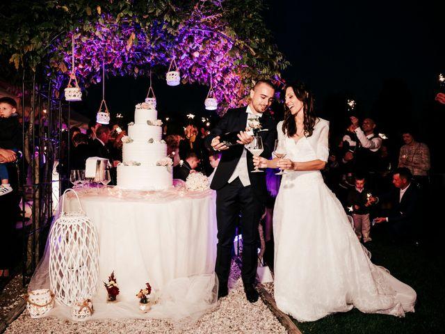 Il matrimonio di Davide e Chiara a Quinto di Treviso, Treviso 54
