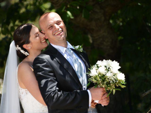Le nozze di Matilde e Stefano