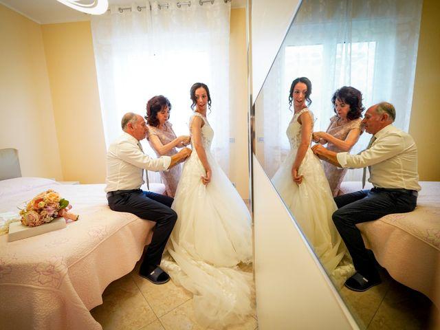 Il matrimonio di Tindaro e Elena a Vigevano, Pavia 8