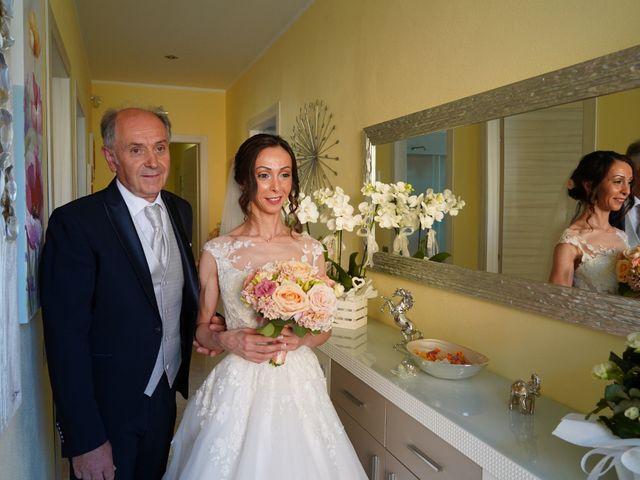 Il matrimonio di Tindaro e Elena a Vigevano, Pavia 12