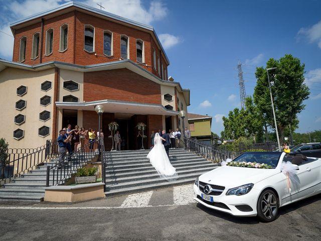 Il matrimonio di Tindaro e Elena a Vigevano, Pavia 14