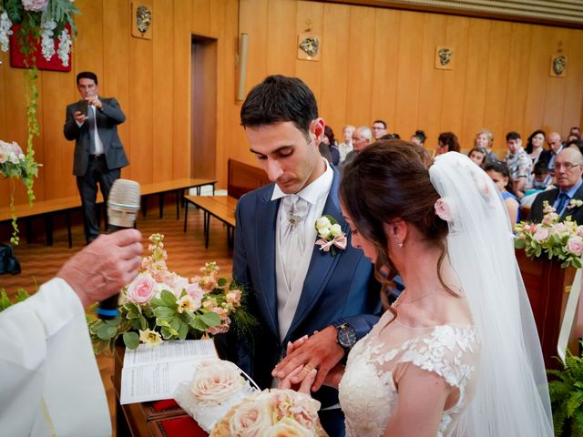 Il matrimonio di Tindaro e Elena a Vigevano, Pavia 17