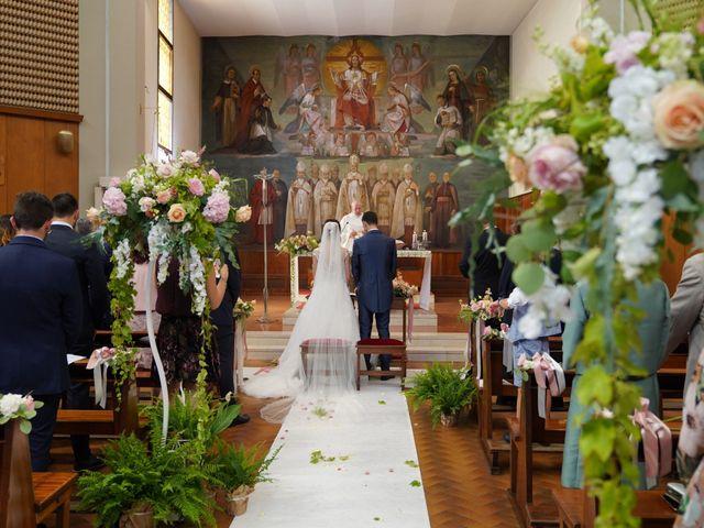 Il matrimonio di Tindaro e Elena a Vigevano, Pavia 18