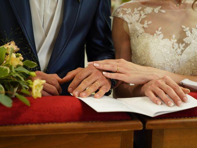 Il matrimonio di Tindaro e Elena a Vigevano, Pavia 19