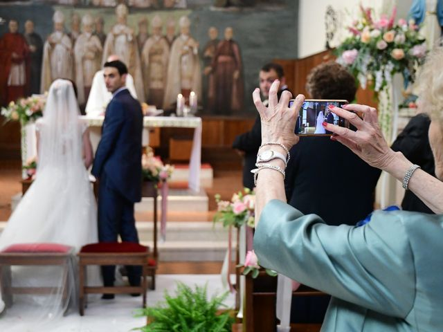 Il matrimonio di Tindaro e Elena a Vigevano, Pavia 21