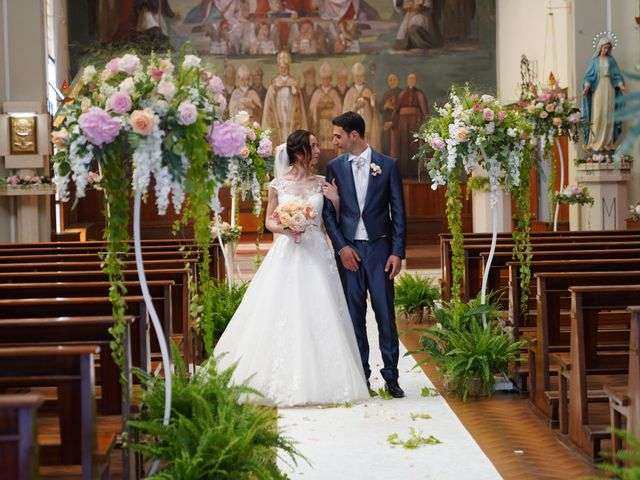 Il matrimonio di Tindaro e Elena a Vigevano, Pavia 24