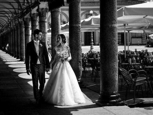 Il matrimonio di Tindaro e Elena a Vigevano, Pavia 31