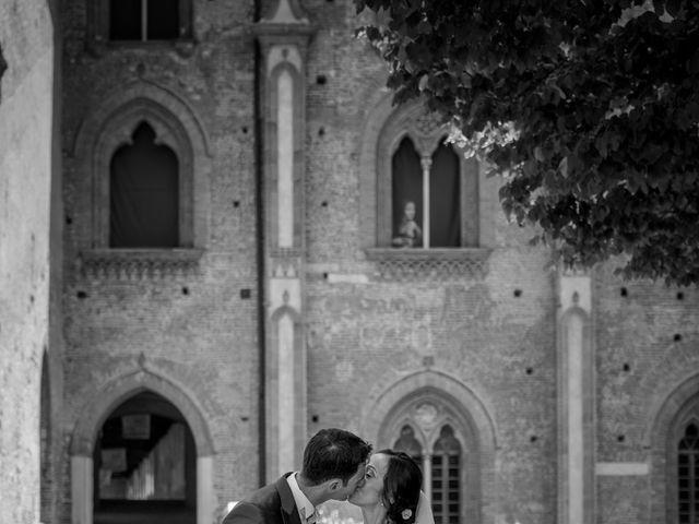 Il matrimonio di Tindaro e Elena a Vigevano, Pavia 33