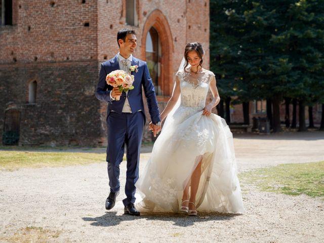 Il matrimonio di Tindaro e Elena a Vigevano, Pavia 34