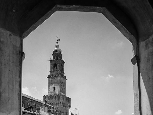 Il matrimonio di Tindaro e Elena a Vigevano, Pavia 38
