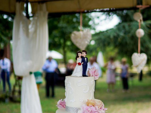 Il matrimonio di Tindaro e Elena a Vigevano, Pavia 41