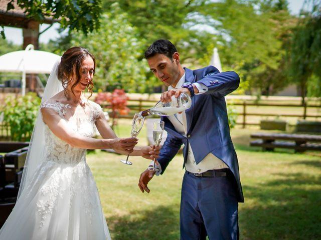 Il matrimonio di Tindaro e Elena a Vigevano, Pavia 42