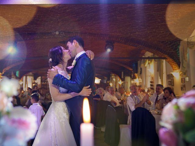Il matrimonio di Tindaro e Elena a Vigevano, Pavia 43