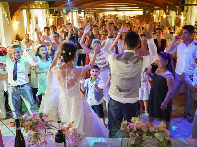 Il matrimonio di Tindaro e Elena a Vigevano, Pavia 44