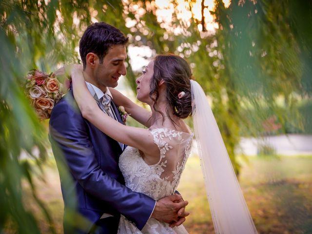 Il matrimonio di Tindaro e Elena a Vigevano, Pavia 48