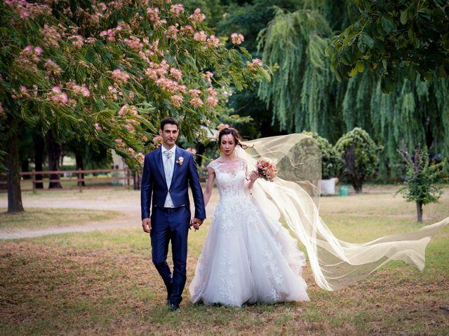 Il matrimonio di Tindaro e Elena a Vigevano, Pavia 49