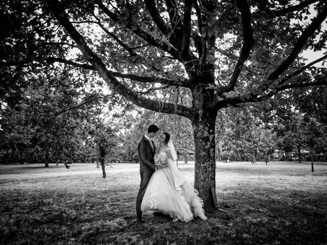 Il matrimonio di Tindaro e Elena a Vigevano, Pavia 50