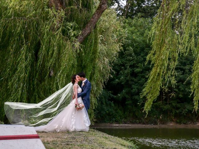 Il matrimonio di Tindaro e Elena a Vigevano, Pavia 53