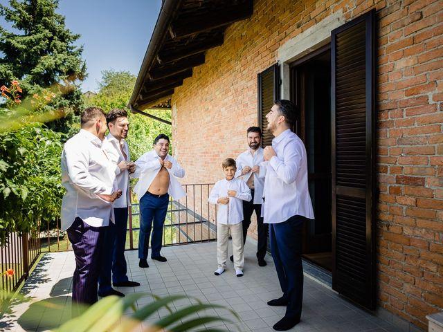 Il matrimonio di Federico e Martina a Castiglione Falletto, Cuneo 2