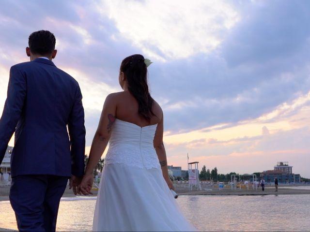 Il matrimonio di Silvio e Martina a Misano Adriatico, Rimini 6