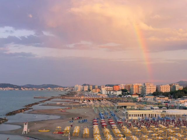 Il matrimonio di Silvio e Martina a Misano Adriatico, Rimini 13