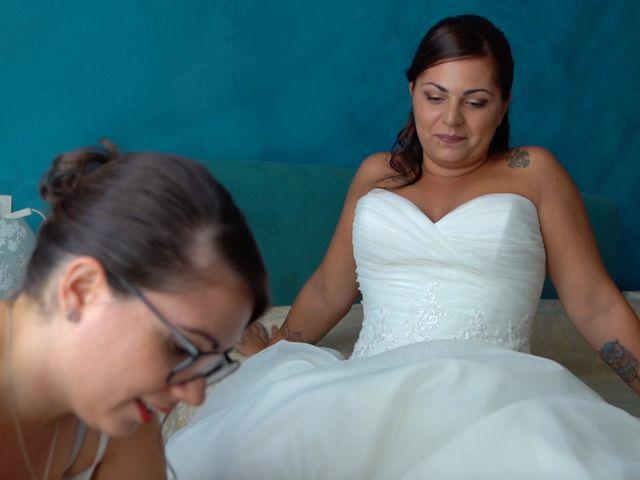 Il matrimonio di Silvio e Martina a Misano Adriatico, Rimini 17