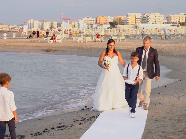 Il matrimonio di Silvio e Martina a Misano Adriatico, Rimini 18