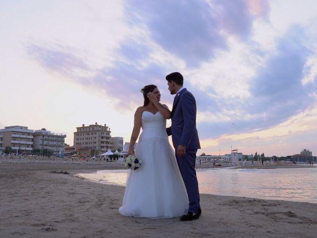 Il matrimonio di Silvio e Martina a Misano Adriatico, Rimini 25