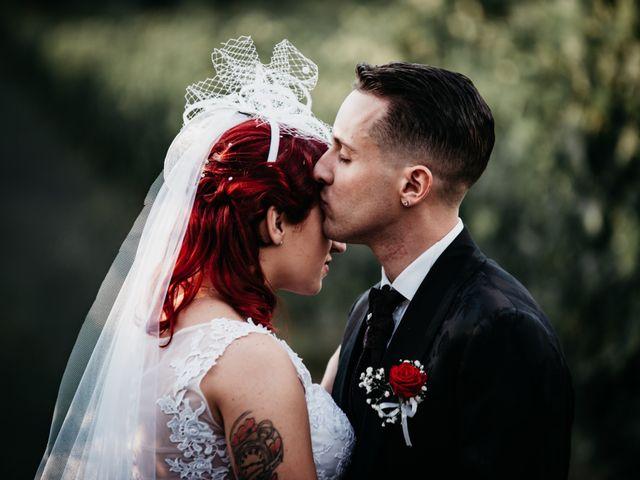 Il matrimonio di Alex e Jessica a Cellino Attanasio, Teramo 1