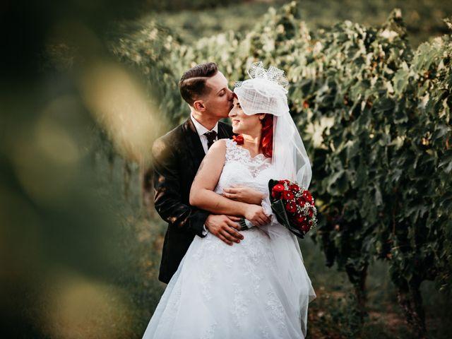 Il matrimonio di Alex e Jessica a Cellino Attanasio, Teramo 2