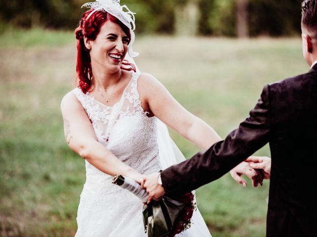 Il matrimonio di Alex e Jessica a Cellino Attanasio, Teramo 4