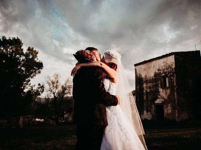 Il matrimonio di Alex e Jessica a Cellino Attanasio, Teramo 5