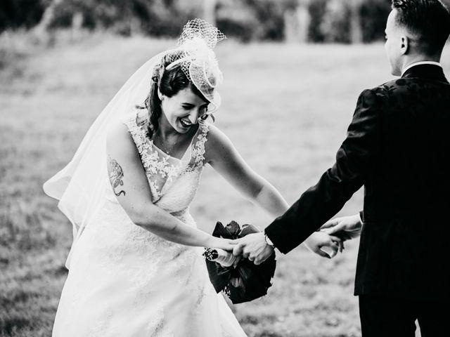 Il matrimonio di Alex e Jessica a Cellino Attanasio, Teramo 6