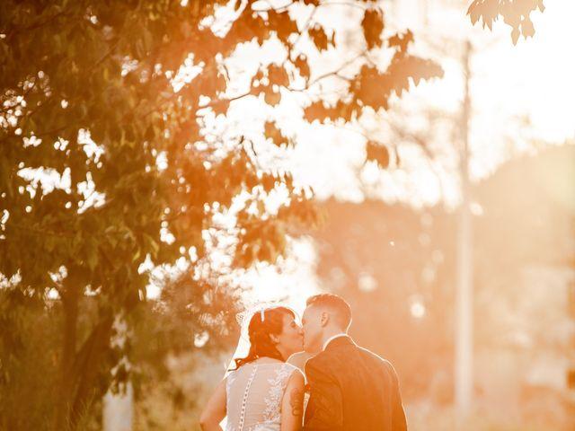 Il matrimonio di Alex e Jessica a Cellino Attanasio, Teramo 9