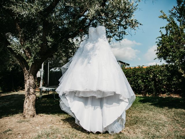 Il matrimonio di Alex e Jessica a Cellino Attanasio, Teramo 10