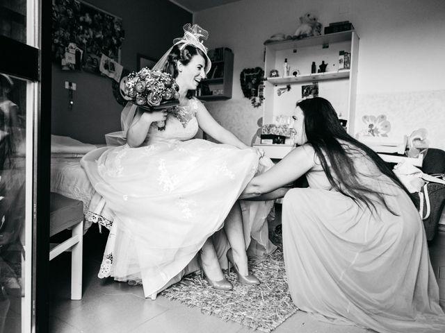 Il matrimonio di Alex e Jessica a Cellino Attanasio, Teramo 15