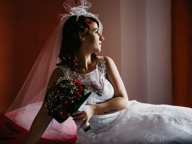 Il matrimonio di Alex e Jessica a Cellino Attanasio, Teramo 16