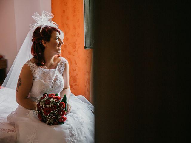 Il matrimonio di Alex e Jessica a Cellino Attanasio, Teramo 18
