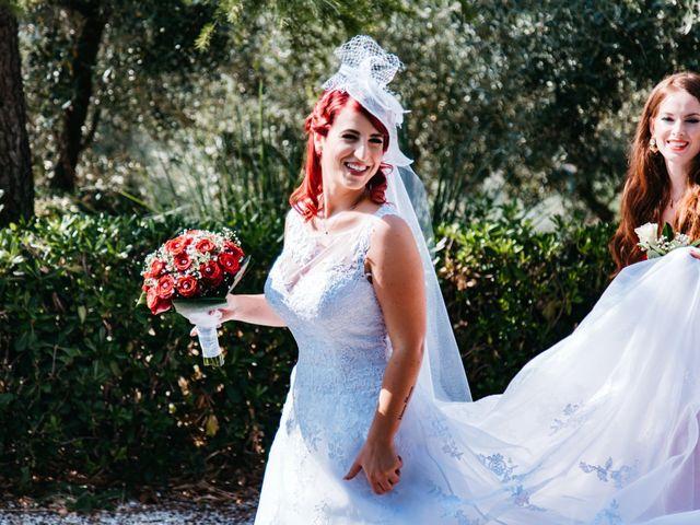 Il matrimonio di Alex e Jessica a Cellino Attanasio, Teramo 20