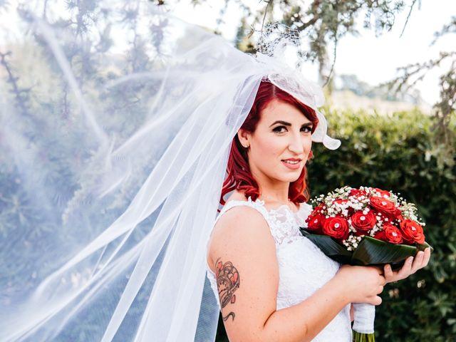 Il matrimonio di Alex e Jessica a Cellino Attanasio, Teramo 21