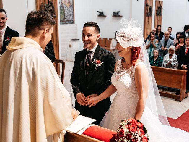 Il matrimonio di Alex e Jessica a Cellino Attanasio, Teramo 29