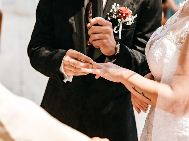 Il matrimonio di Alex e Jessica a Cellino Attanasio, Teramo 31