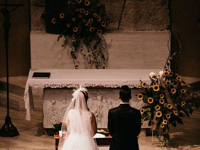 Il matrimonio di Alex e Jessica a Cellino Attanasio, Teramo 35