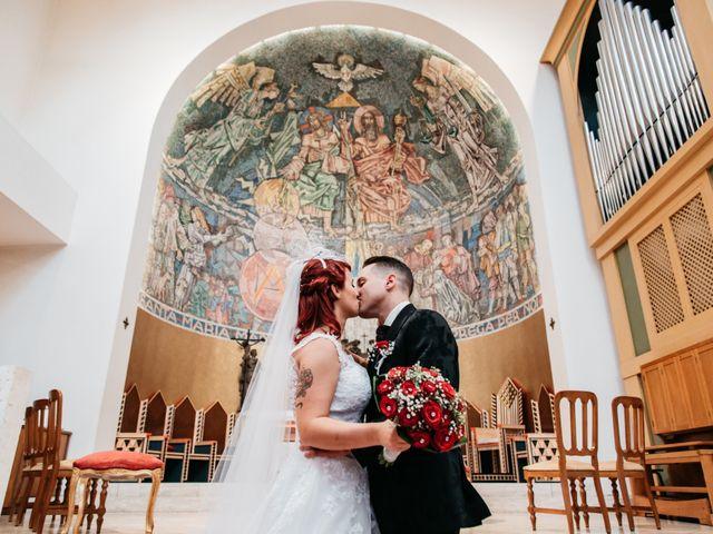 Il matrimonio di Alex e Jessica a Cellino Attanasio, Teramo 37