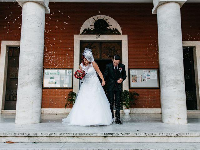Il matrimonio di Alex e Jessica a Cellino Attanasio, Teramo 38
